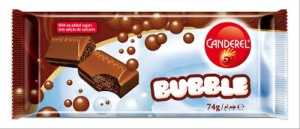 bubble chocolate