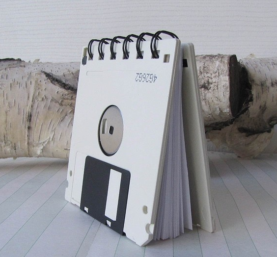 stiffy disk notebook