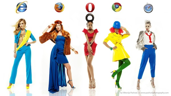 girls as internet browsers 1