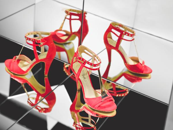 Miss Black heels